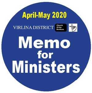 Memo Button Apr May 20